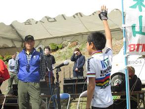 Photo: 川西のチャンピオンジャージ。
