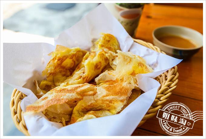 貓城南洋風食咖哩印度餅