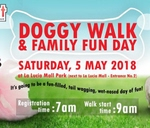 P.A.C.T Doggy Walk and Family Fun Day : La Lucia Mall