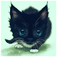 Download Cute cat wallpaper arts For PC Windows and Mac