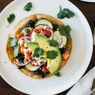 Flour Tortilla Mexican Pizza Recipes.