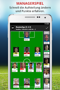 kicker - Fußball Bundesliga- screenshot thumbnail