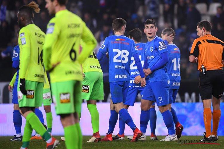 Pro League : la nouvelle date de Ostende-Genk est connue