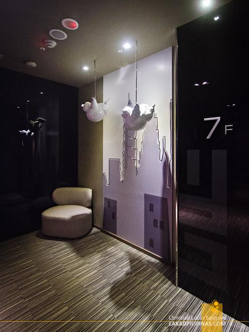 Taipei Westgate Hotel Elevator Lobby