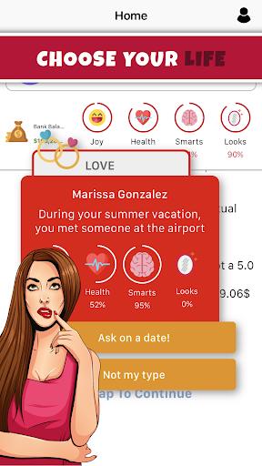 Simulife - Life Simulator Games android2mod screenshots 1