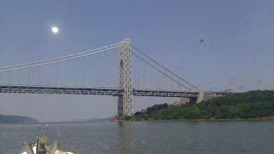Photo: George Washington Bridge