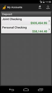 Central Bank & Trust Wyoming - screenshot thumbnail