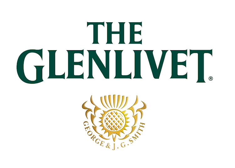 "Logo for Glenlivet ""Intense Explosion Of Taste"" 