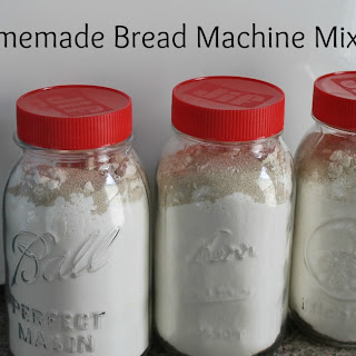 Homemade Bread Machine Mixes.
