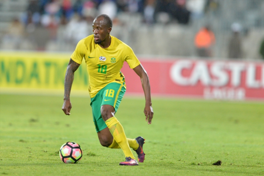 Bafana Bafana and former Wits defender Sifiso Hlanti training with Kaizer Chiefs - TimesLIVE