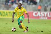Bafana Bafana defender Sifiso Hlanti is currently not contracted to anyone.