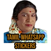 Funny Tamil Stickers WAStickers - For Whatsapp