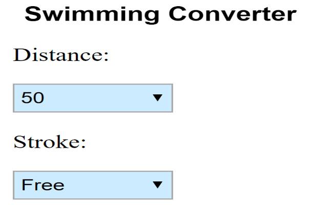 Swim Converter
