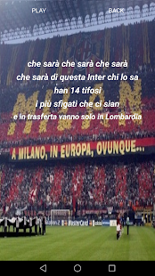 Cori da Stadio Milan - náhled