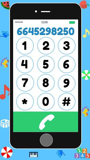 Baby Real Phone. Kids Game 1.13 screenshots 3