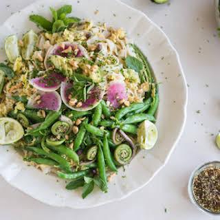 Spring Roll Salad.