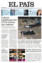 Photo: La banca española necesita 53.700 millones para sanearse, las riadas en el sureste dejan siete muertos y cientos de evacuados, el pulso soberanista de Mas convulsiona al PSC y la subida del IVA dispara la inflación al 3,5%, en nuestra portada  http://srv00.epimg.net/pdf/elpais/1aPagina/2012/09/ep-20120929.pdf