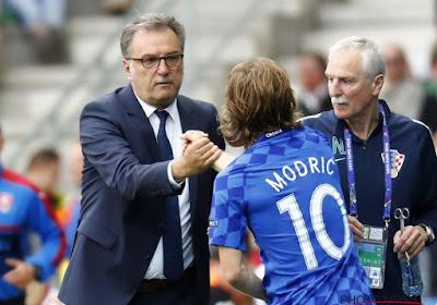 """Kroatië-coach zag drie punten door vingers glippen: """"Ja, wat kan ik zeggen?"""""""