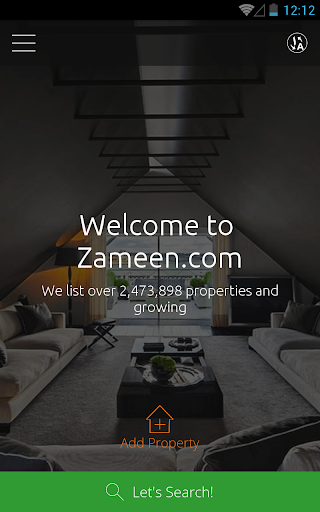 Zameen: No.1 Property Portal Screenshot