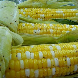 Grilled Corn on the Cob