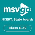 msvgo: NCERT, CBSE, ICSE Class 6-12 Learning App icon