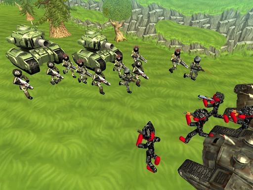 Stickman Tank Battle Simulator 1.06 screenshots 9