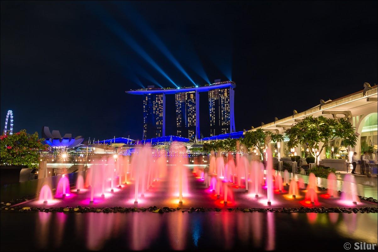 Супер город Сингапур