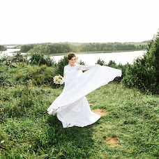 Wedding photographer Yuliya Kovaleva (Jukojuly). Photo of 18.10.2017