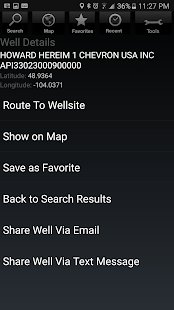 Wellsite Navigator Ultimate Screenshot