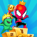 Fall Go – Stickman Obstacle Course Running Race icon