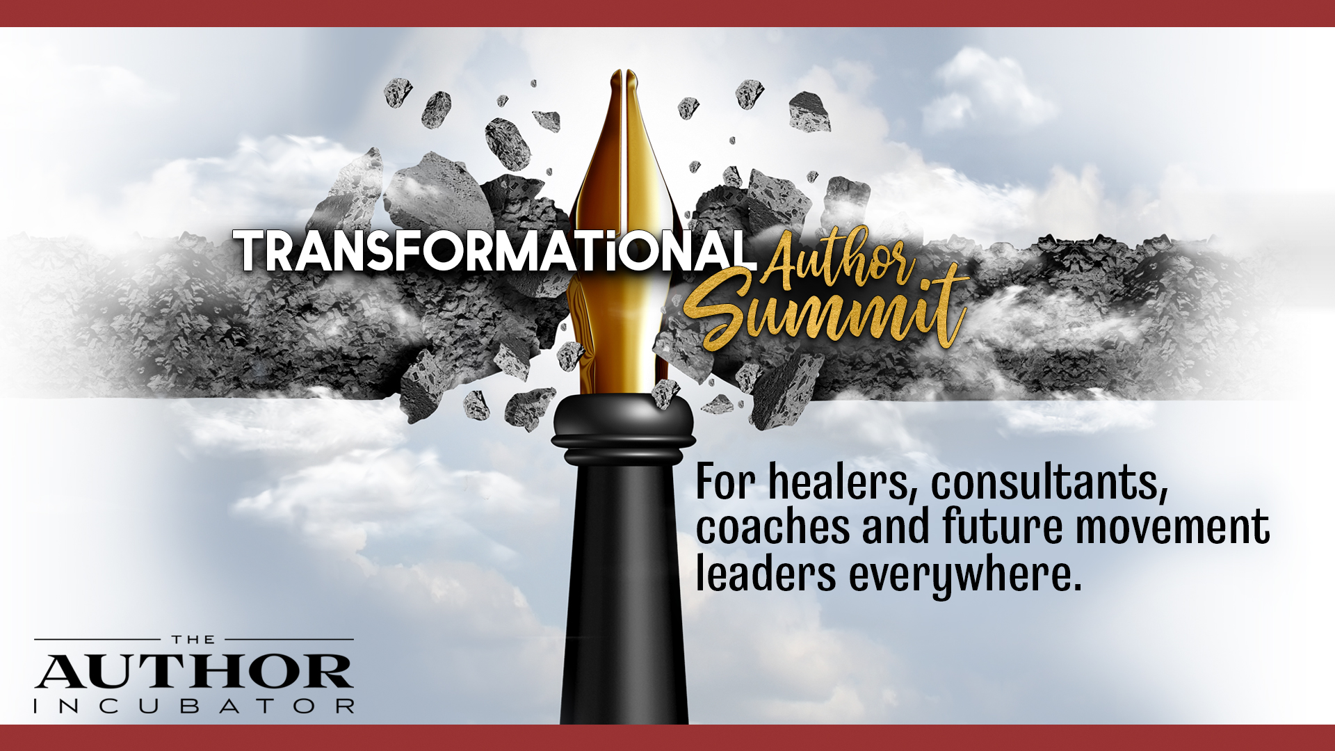 Transformational Author Summit