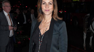 Julia Bradbury has 'healthy attitude' to nudity