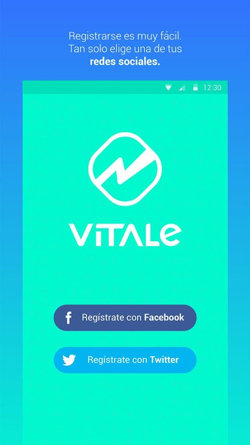 Vitale- screenshot