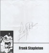 Photo: Frank Stapleton