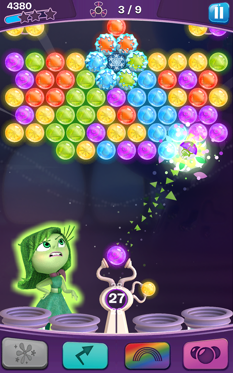 Inside Out Thought Bubbles screenshot #6
