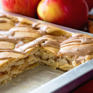 Easy Apple Pie Bars