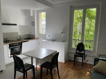 Appartement meublé 2 pièces 39,25 m2