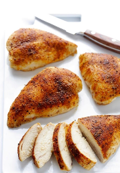 Easy Gluten Free Baked Chicken Breasts Recipe