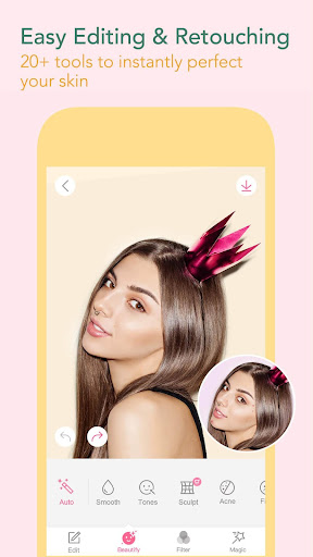 BeautyPlus - Easy Photo Editor 6.7.91 screenshots 1