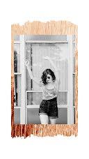 Black & White Portrait - Instagram Story item