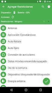 MacroDroid Pro – Automatización 4