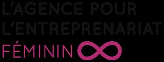 Logo Agence pour l'entreprenariat féminin