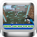Portal Gun Mod for MCPE icon