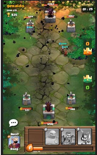 Code Triche Moba Heroes Arena APK MOD screenshots 4