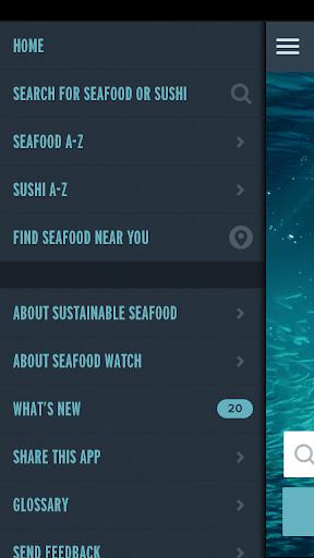 Seafood Watch screenshot 2