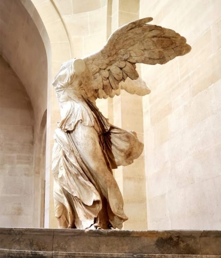 Foto Museo del Louvre 19
