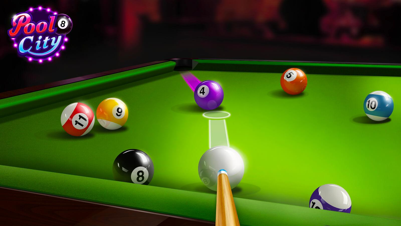 Billiards City- screenshot