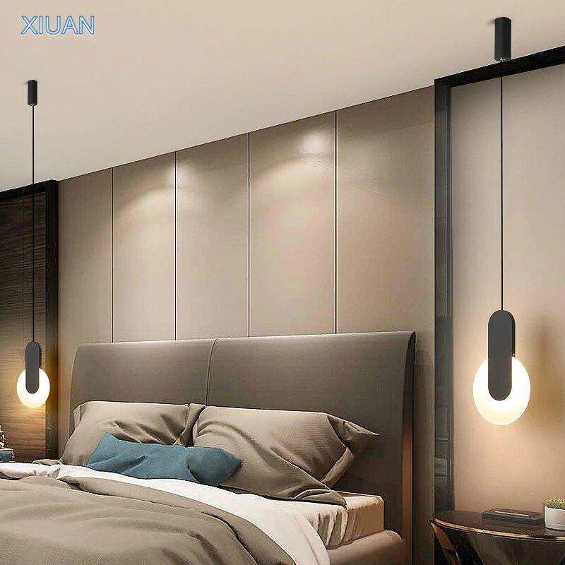 Scandinavian High Ceiling Pendant Lamp