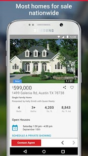 Realtor.com Real Estate, Homes Screenshot 1