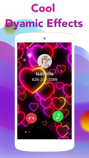 Color Call - Caller Screen, LED Call Flash screenshot